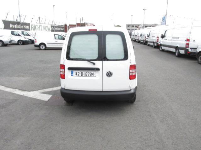 2014 Volkswagen Caddy C20 Startline TDI (142D18784) Image 4
