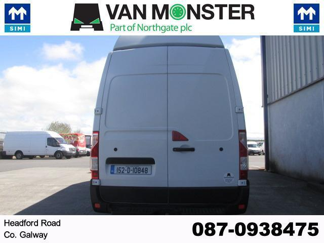 2015 Vauxhall Movano R3500 L3 H3 Cdti 5DR (152D10848) Image 6