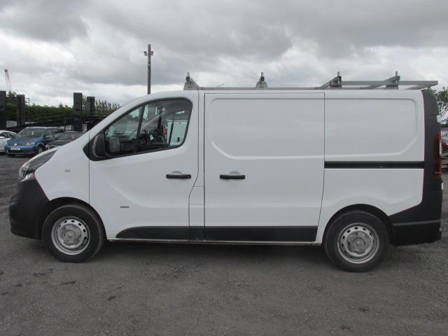 2014 Vauxhall Vivaro 2900 Cdti 5DR (142D19343) Image 6