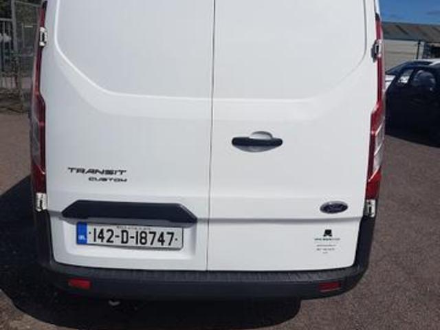 2014 Ford Transit Custom 290 Custom Eco-tech 5DR (142D18747) Image 5