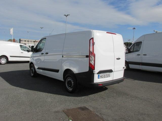 2014 Ford Transit Custom 290 Custom Eco-tech 5DR (142D17270) Image 5
