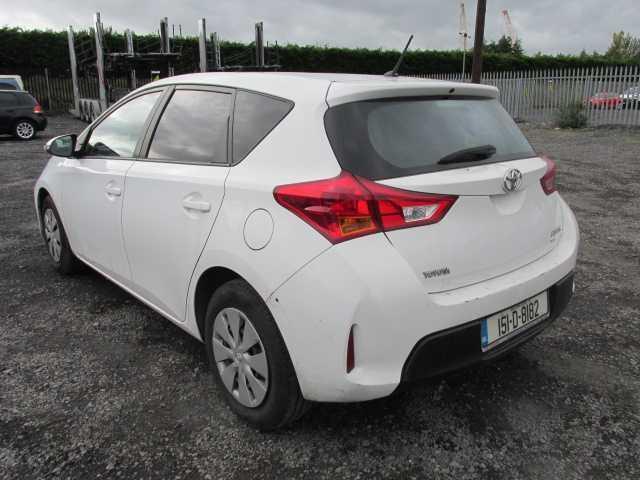 2015 Toyota Auris 1.4D4D Terra VAN 4DR (151D8182) Image 5