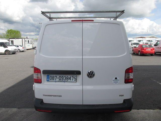2015 Volkswagen Transporter T28 TDI P/V STARTLINE (GF65LWK) Image 5