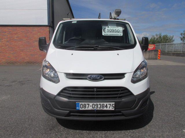 2015 Ford Transit Custom 290 LR P/V (NG64KBZ) Image 2