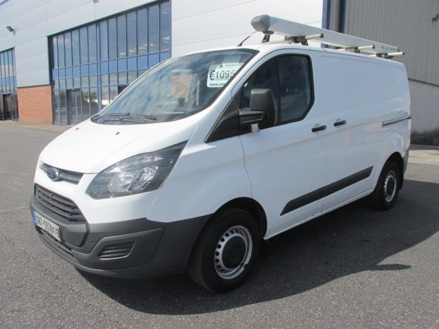 2015 Ford Transit Custom 290 LR P/V (NG64KBZ) Image 4