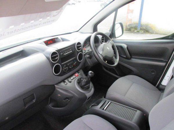 2016 Peugeot Partner HDI S L1 850 (NV65XYB) Image 12