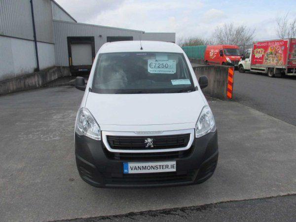 2016 Peugeot Partner HDI S L1 850 (NV65XYB) Image 2