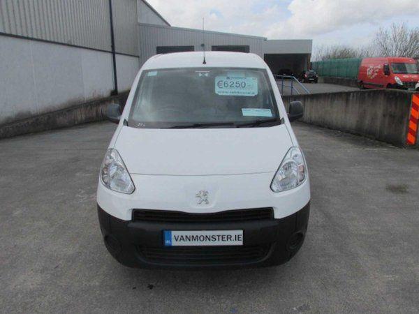 2015 Peugeot Partner HDI S L1 850 (NX15XXZ) Image 2