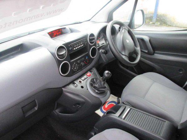 2015 Peugeot Partner HDI S L1 850 (NX15XXZ) Image 12