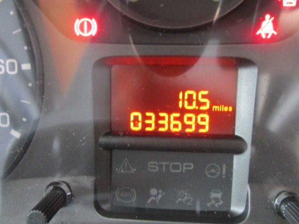 2016 Peugeot Partner HDI S L1 850 (NX16UBF) Image 15