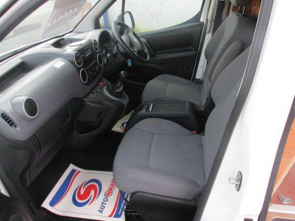 2016 Peugeot Partner HDI S L1 850 (NX16UBF) Image 11